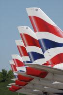 BA 777 tails