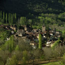 Autoire, The Lot, France