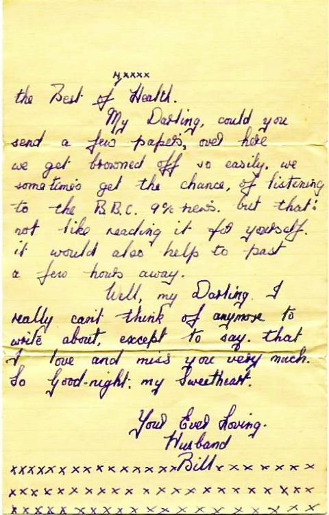 A collection of World War 2 letters.: WW2 History Timeline Feb 1943