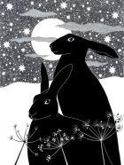 Moon Hares