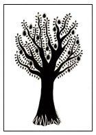 Stylised Fruit Tree