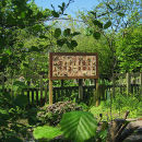 Jupiter Urban Wildlife Centre 1992-2012,   20th anniversary sign, Scottish Wildlife Trust