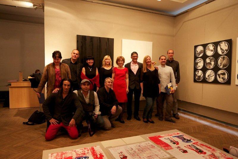 Our Mark Rothko Plein Air exhibition