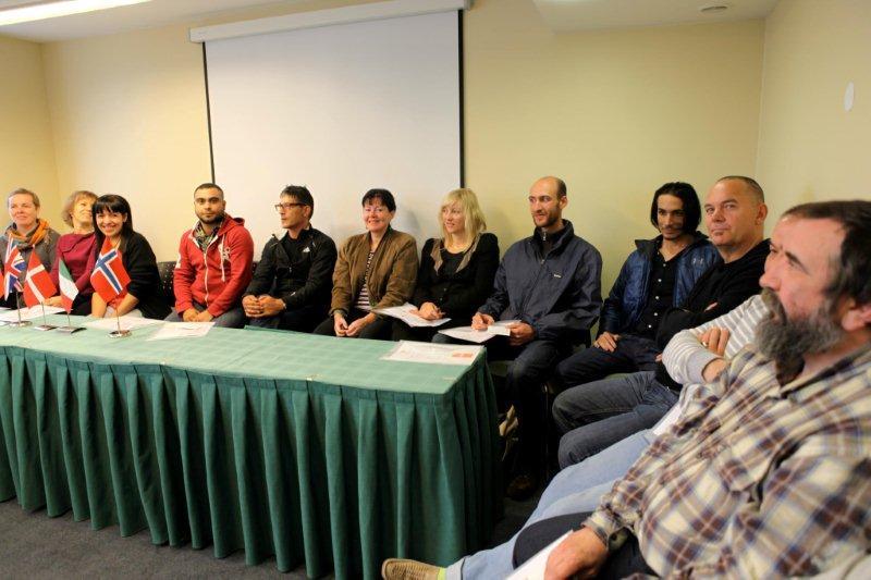 September 2012 - Press Conference