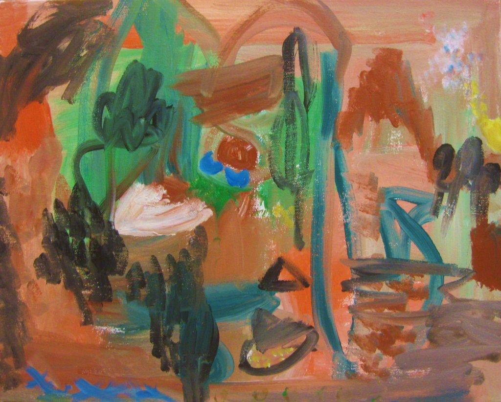 Journey Through Paint
