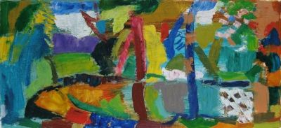 'Forest and Lake,'<br>