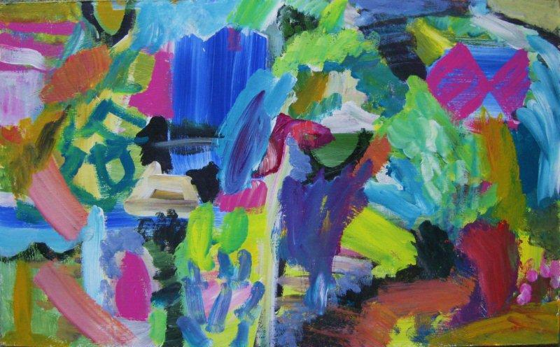 Garden of Paint