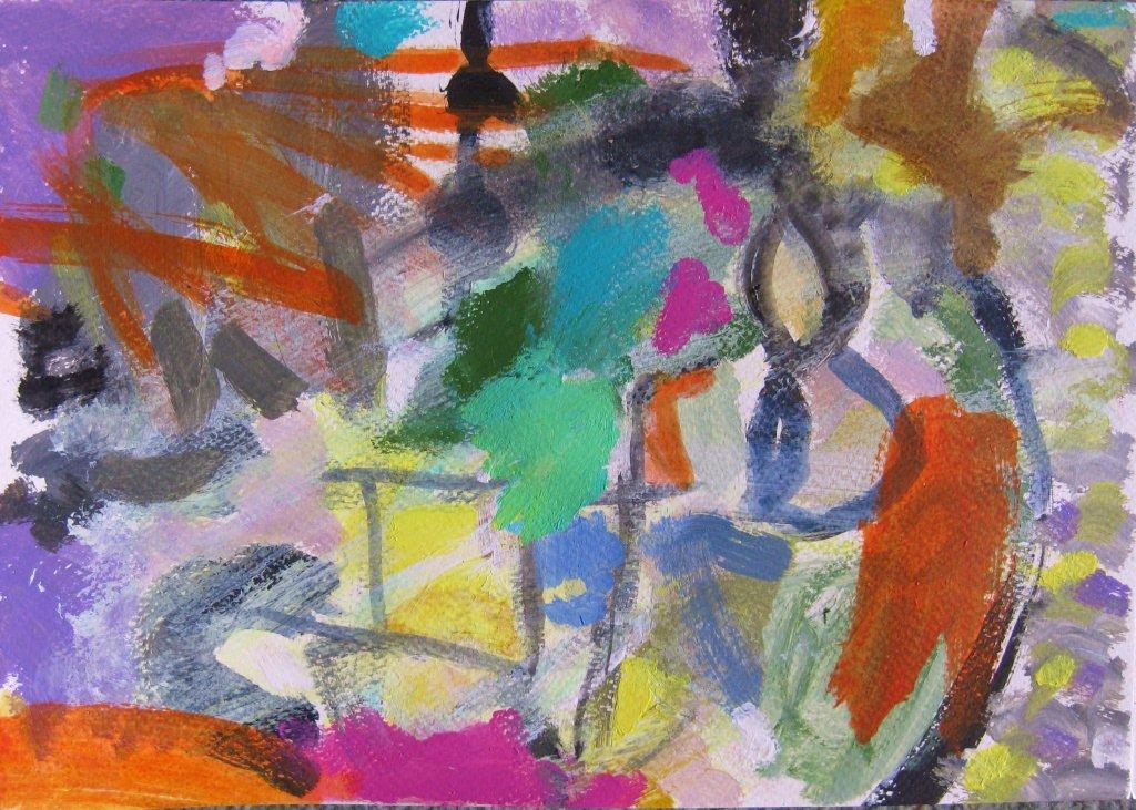 'Garden of Paint,' (2)