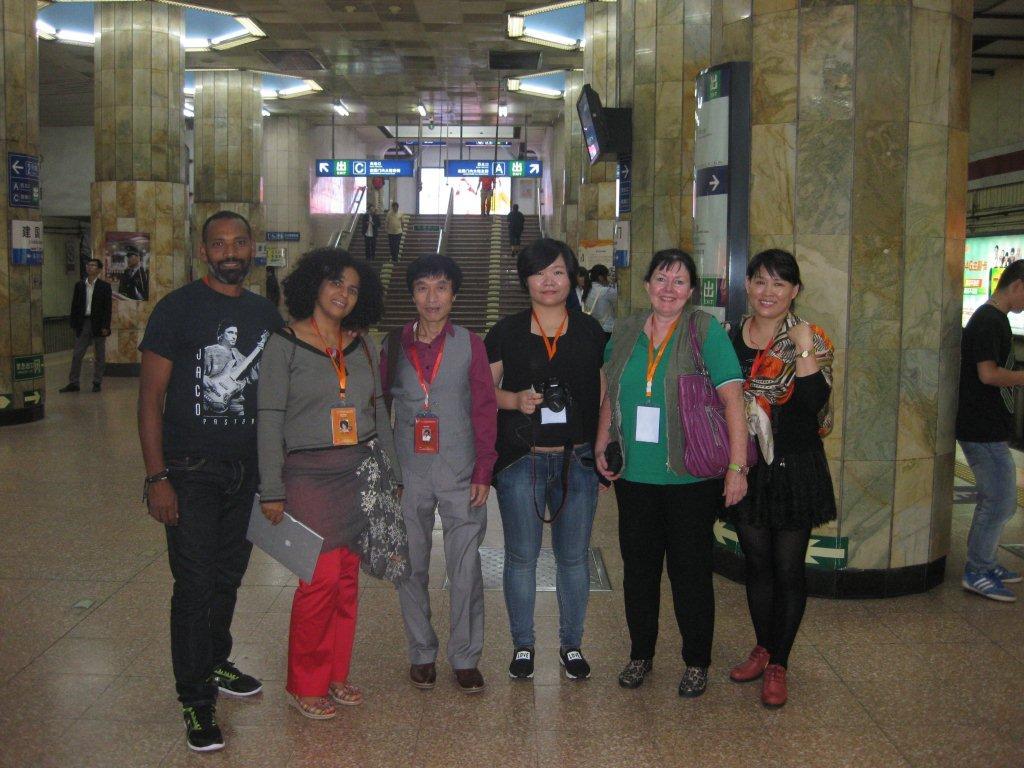 The Beijing Underground