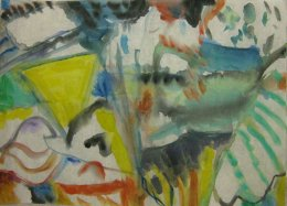 'Landscape-Meditation,' (2)