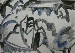'Landscape-Meditation.' (1)