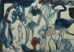 Landscape-Poem,' (Darks)