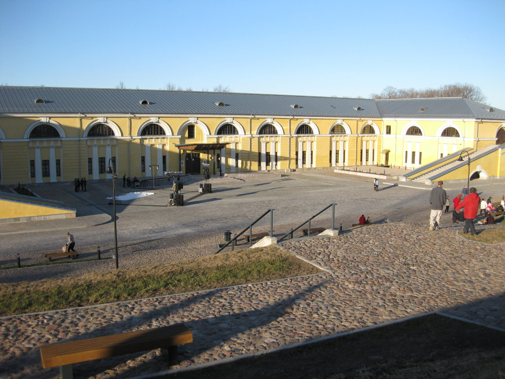 The Daugavpils Mark Rothko Centre