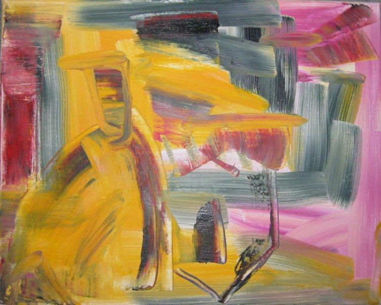 'Paintscape,' (January)