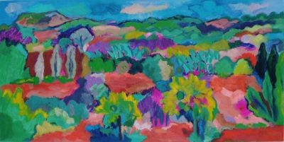 'Paphos Landscape.'<br>