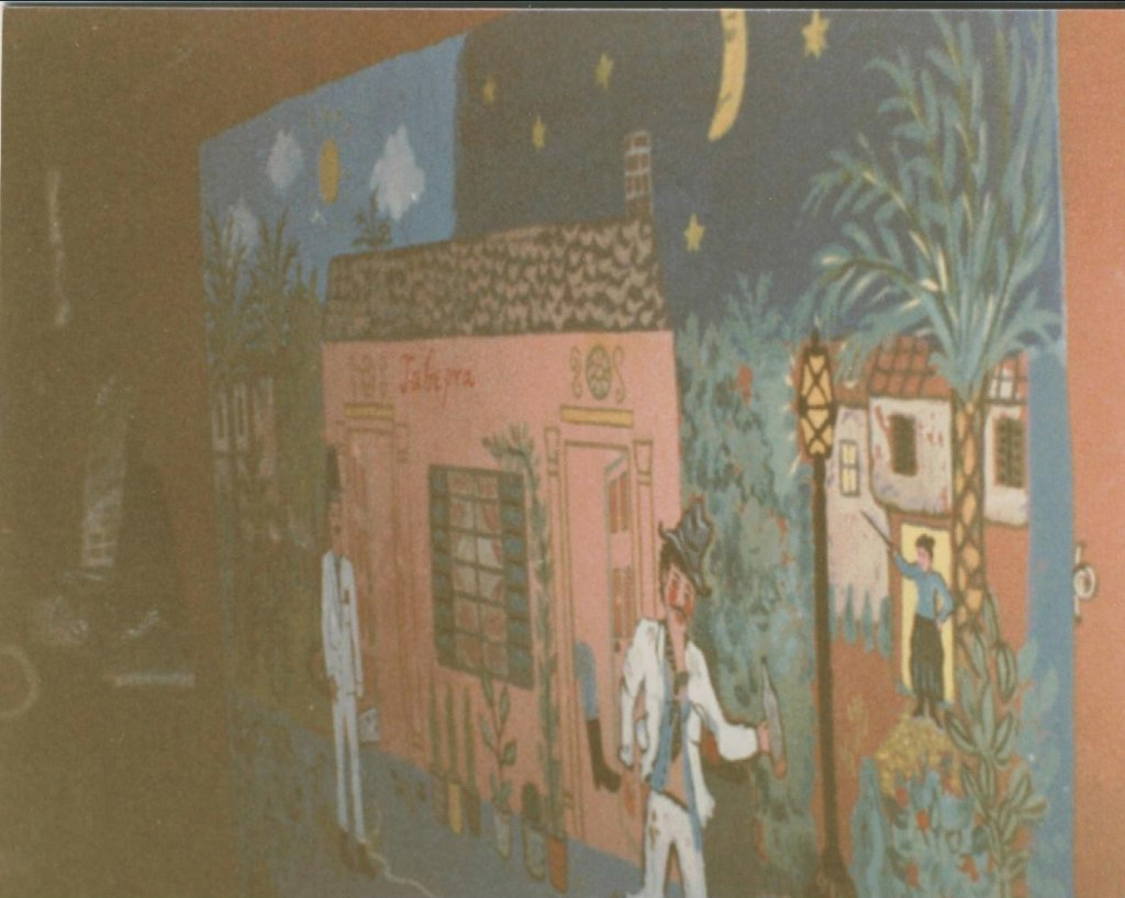 Tavern Mural (part two)