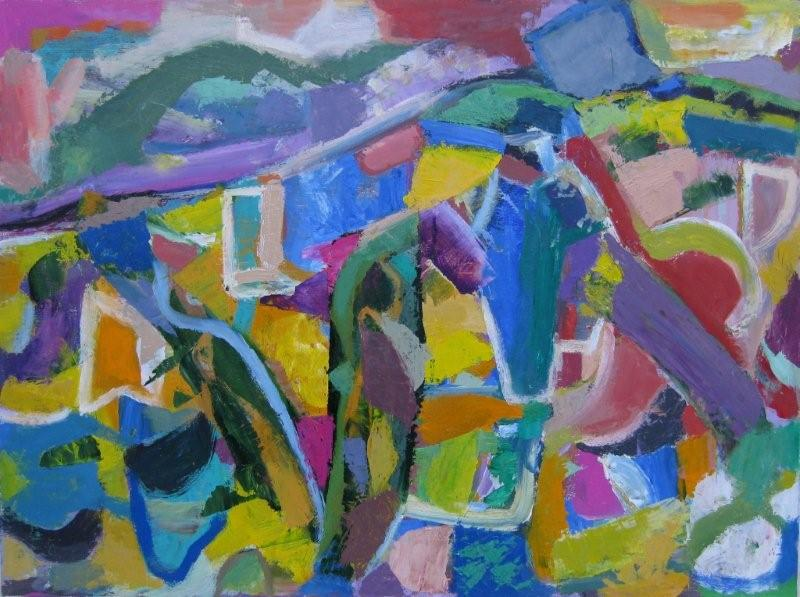'Transitional Landscape.'