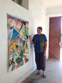 China Painting Fellowship at The Schoolhouse 2016