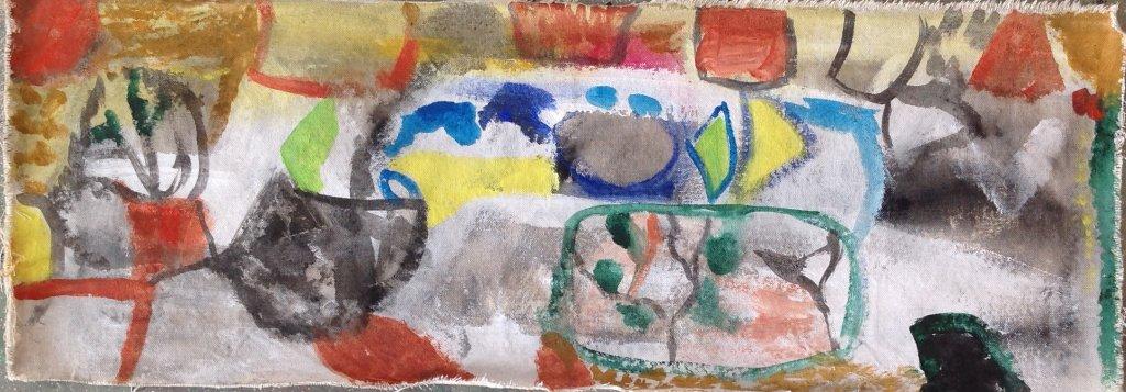 The Brickyard: Poem