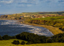 Whitby from Lythe Bank