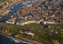 Whitby from the Air