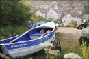 Fishing boat, Runswick Bay