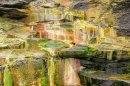 Rock Strata, Saltwick Bay (2)