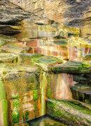 Rock Strata, Saltwick Bay (3)