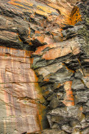 Rock Strata, Saltwick Bay (4)