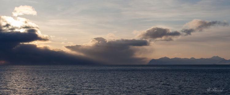 Ut Isfjorden