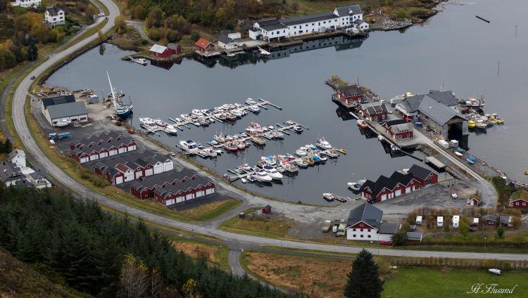 Leine småbåthavna