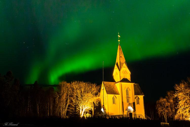 Indre Herøy kyrkje