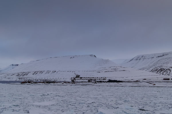 Inn til Longyearbyen