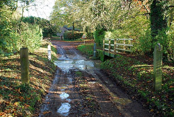 Ford at Witnesham 1