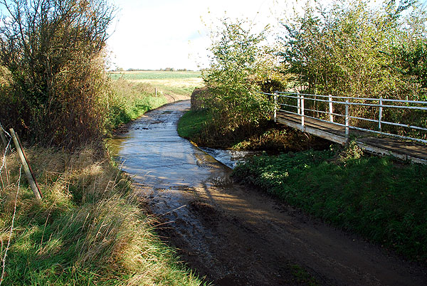 Ford at Wagger Farm, Monks Eleigh