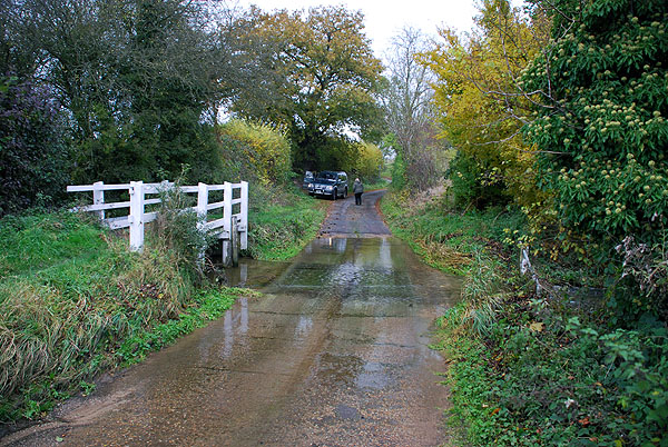 Ford at Wickhambrook