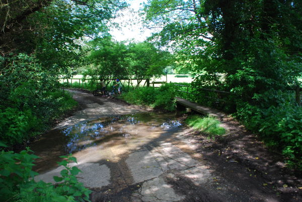Ford at Chalfont Park, Gerrards Cross