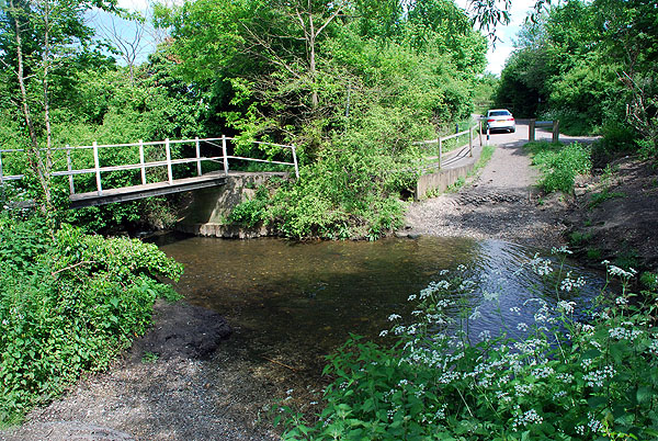 Ford at West End, Newell Green