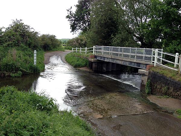 Hinxton Ford, Cambridgeshire