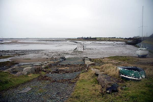 Ravenglass Tidal Crossing