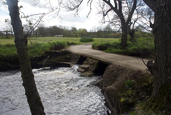 Longshaws Mill Ford