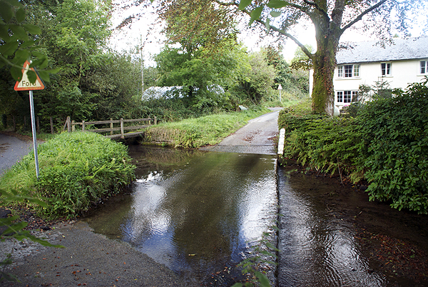 Challacombe Ford
