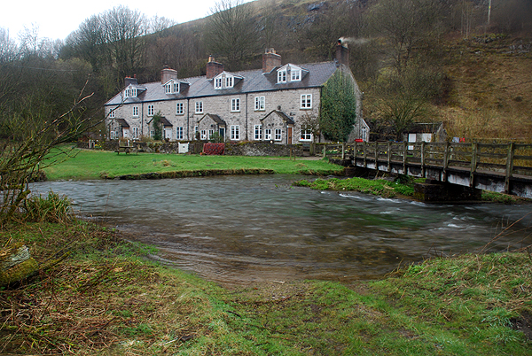 Blackwell Mill Cottages Ford