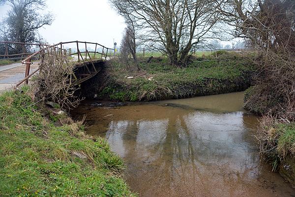 Eastern Trow Bridge Farm Ford