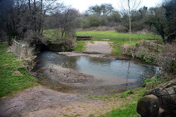Nunney Brook Ford