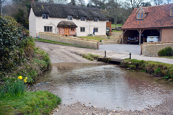 Lower Wraxall Ford