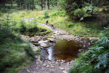 Lower Misden Clough Ford