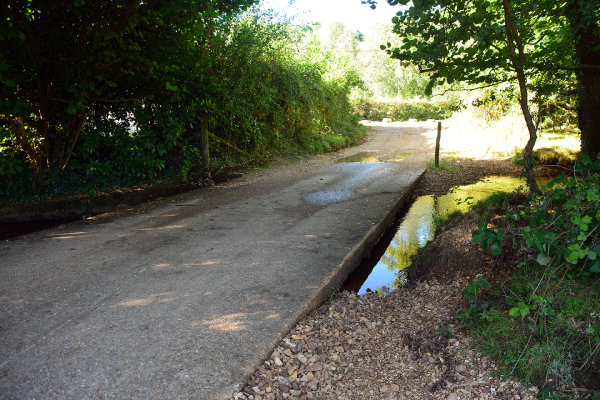 Gorley Common Ford 2