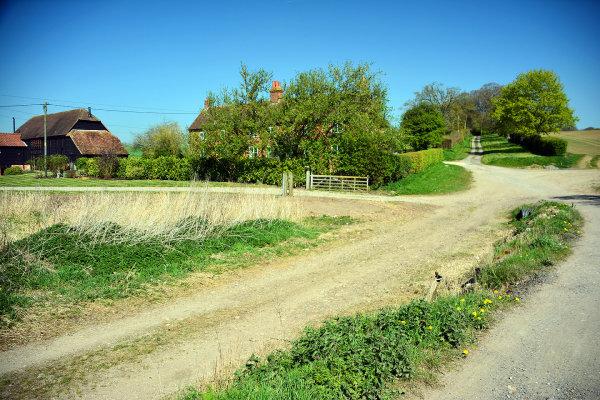 Hazelhanger Farm Ford