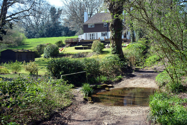 Burghclere Ford 3